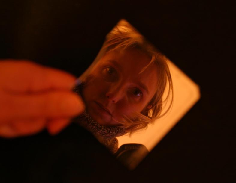 mon reflet dans le miroir 2